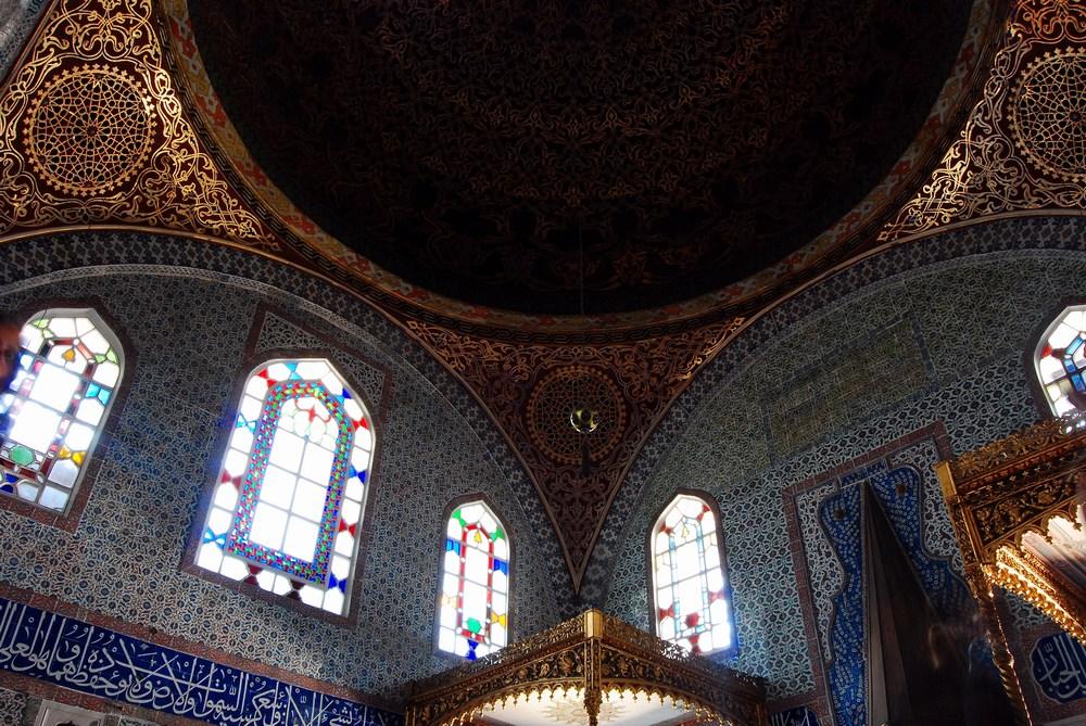 Chambre privée de Murad III