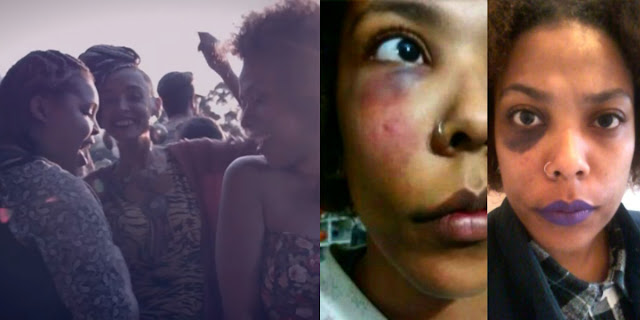 Atriz é que participa de webclipe contra lesbofobia é agredida na vida real