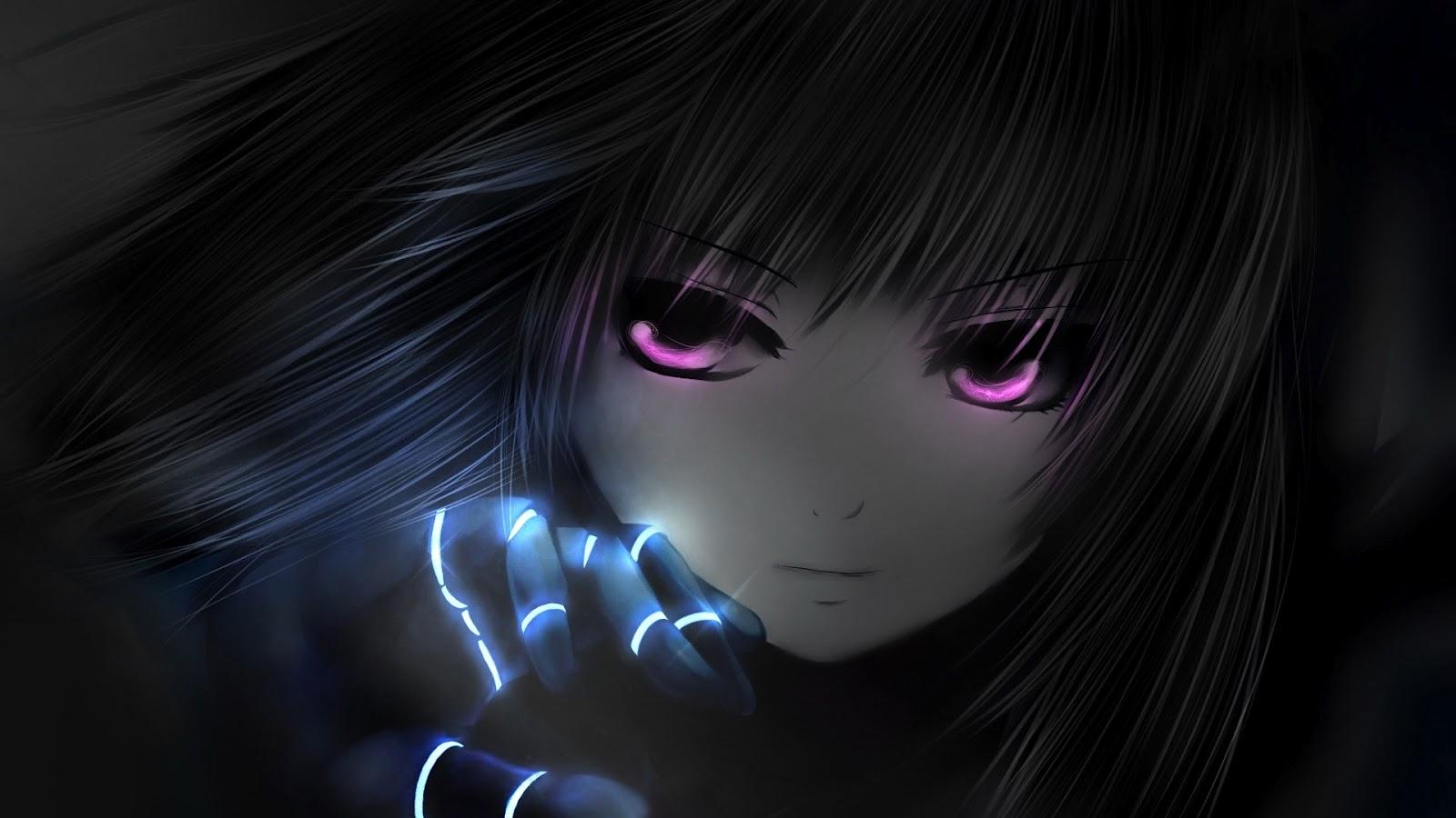 Dark night full hd desktop wallpapers 1080p - Wallpaper dark anime ...