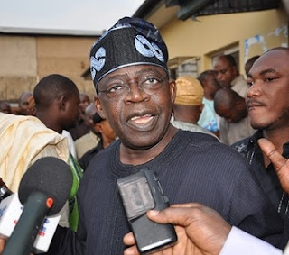 Tinubu Declares Presidential ambition