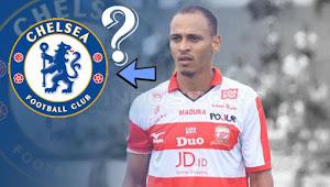 Peter Odemwingie Segera Merapat ke Chelsea?
