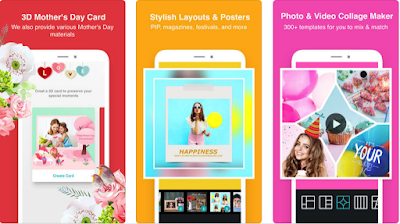 5 Best Photo Collage Apps For iPhone & Android - Grid & Freeform