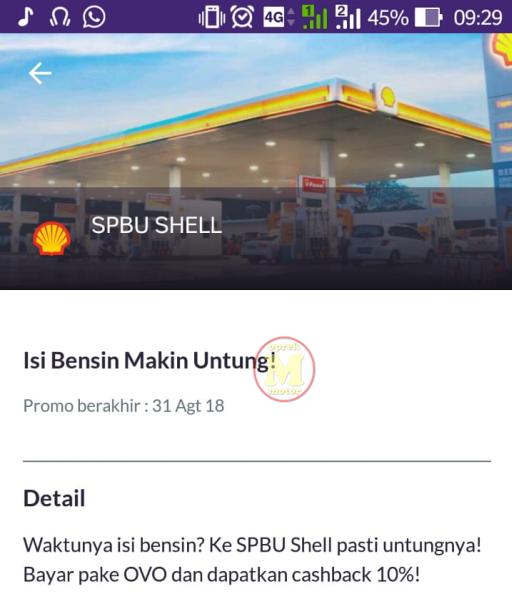 Untungnya Ada Promo Shell-OVO Bisa Nikmati BBM Oktan Tinggi Lebih Terjangkau