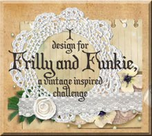Frilly and Funkie Design Team Member