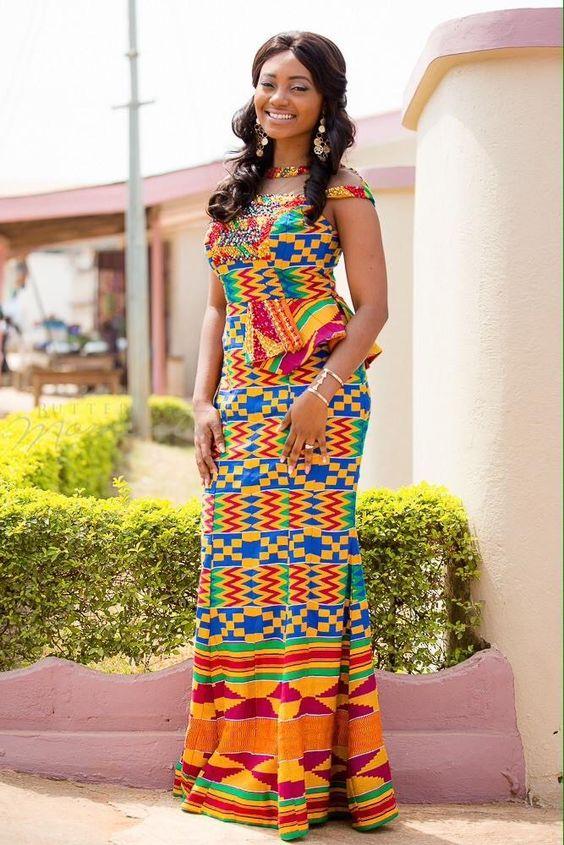 Newest shweshwe traditional  gowns