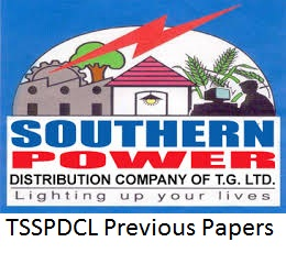 TSSPDCL Sub Engineer Previous Papers PDF