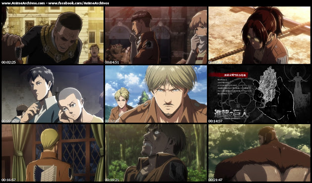 Shingeki no Kyojin Season 2 1