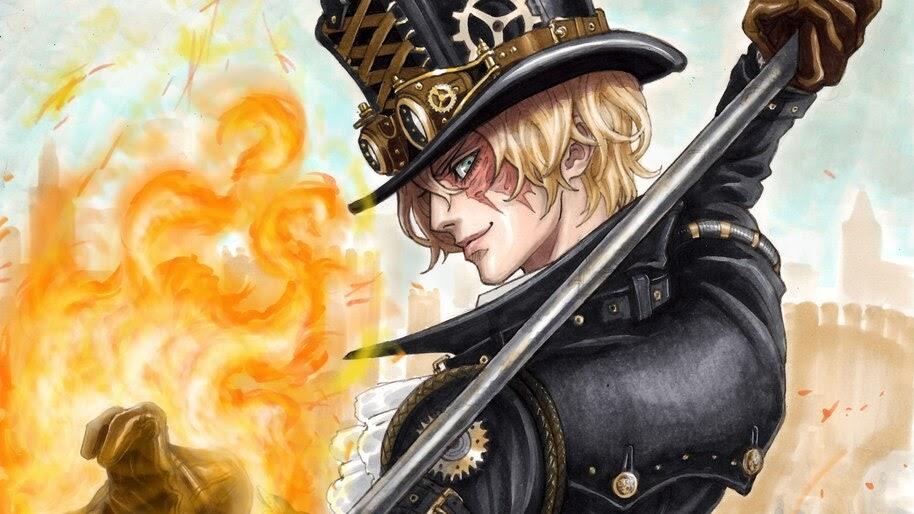 Sabo, One Piece, 4K, #6.129