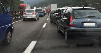 Traffico autostrade situazione in tempo reale e for Traffico autostrade in tempo reale