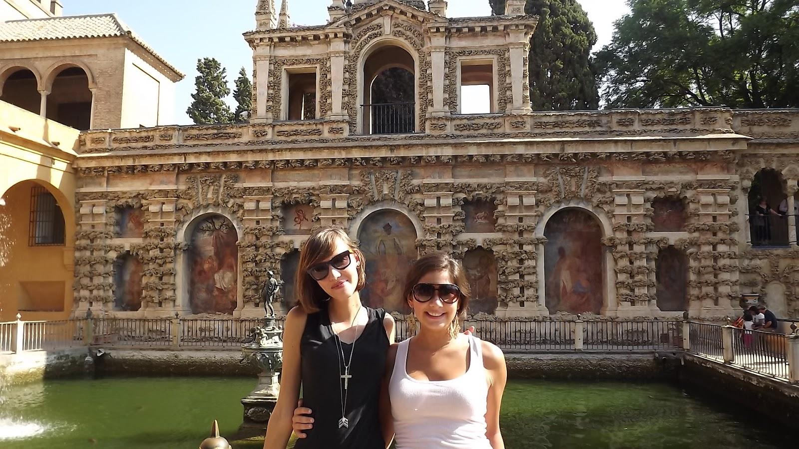 Just Blogging University Of Seville Orientation And Visit