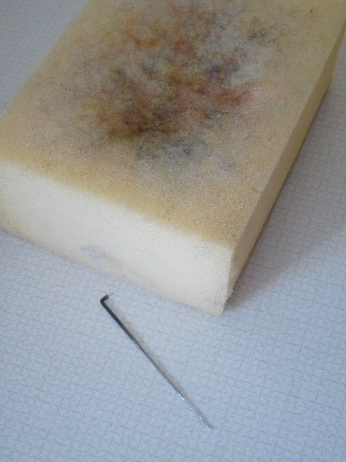 Where to buy a foam block for needle felting