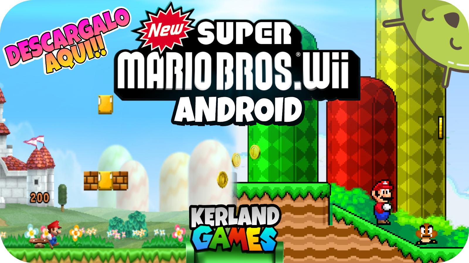 Ištikimai Išvaizda Kompensuoti Mario Bros Wii Android Florencepoetssociety Org