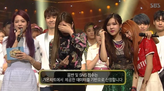 Reason why BLACKPINK burst into tears after winning no 1 trophy of