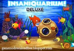 insaniquarium deluxe free download full version
