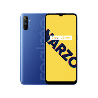 Hard Reset Realme Narzo 10A RMX2020