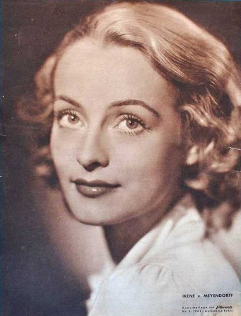 Irene von Meyendorff in Filmwelt Magazine, 21 January 1942 worldwartwo.filminspector.com
