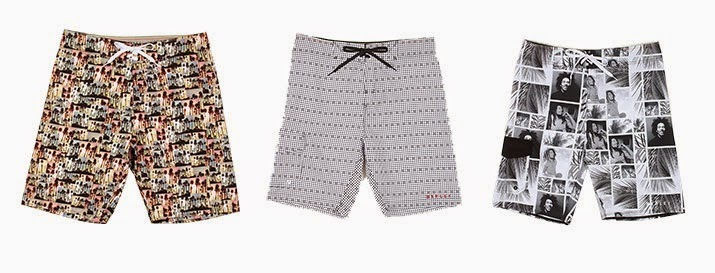 Marley Apparel Board Shorts