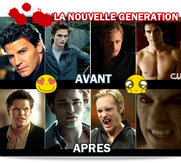 vampires nouvelle generation