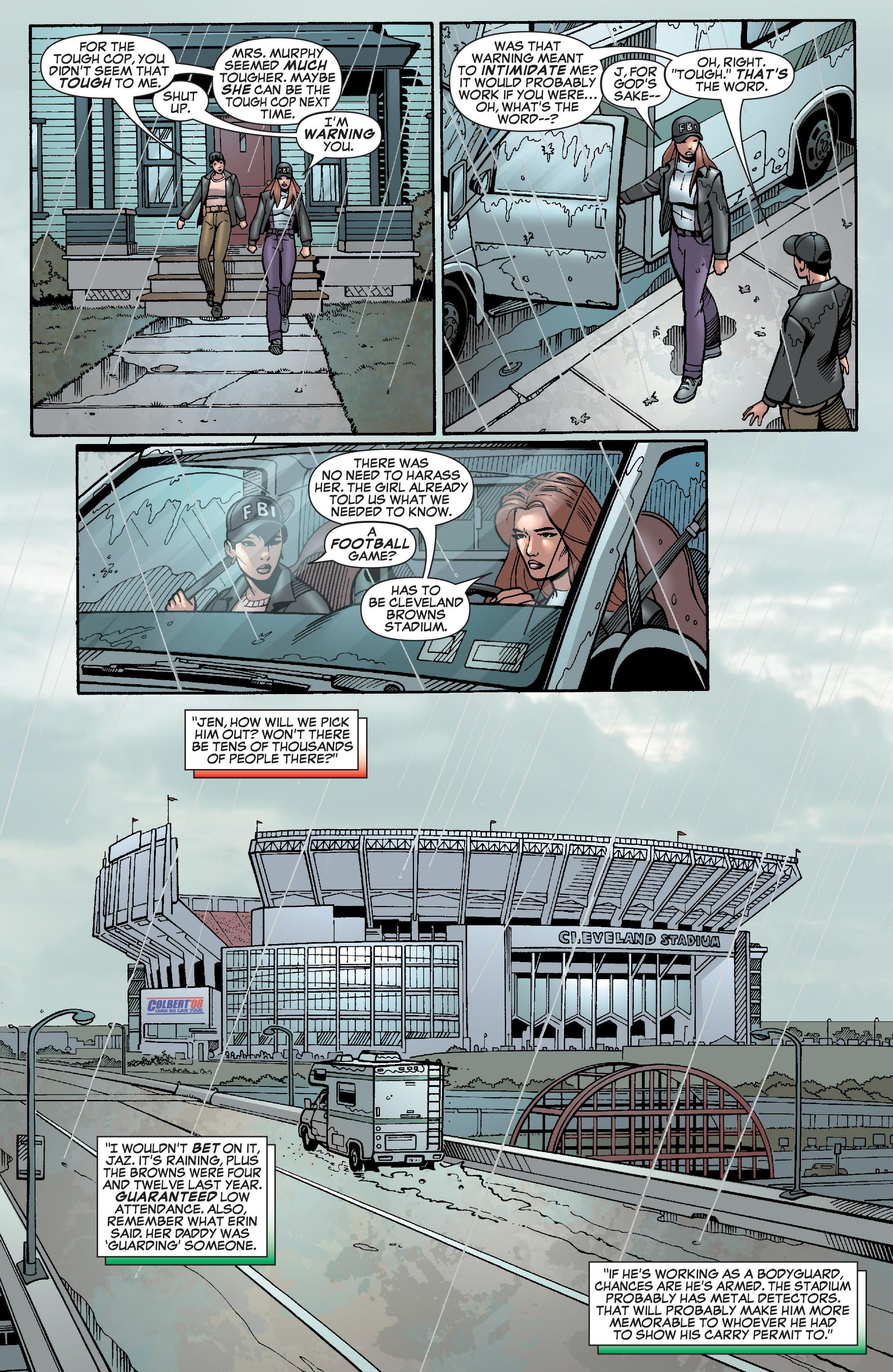Read online She-Hulk (2005) comic -  Issue #28 - 9