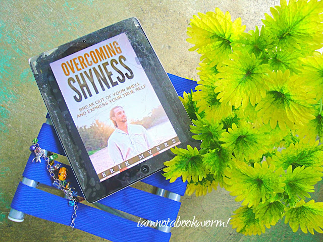 Overcoming Shyness by Erik Myers | A Book Review by iamnotabookworm!