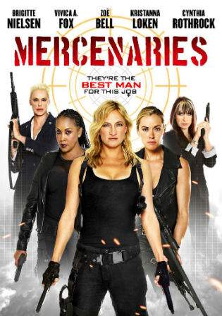 Mercenaries 2014 HDRip 550MB Hindi Dubbed 720p