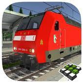 Euro Train Simulator 2 All Unlocked MOD APK