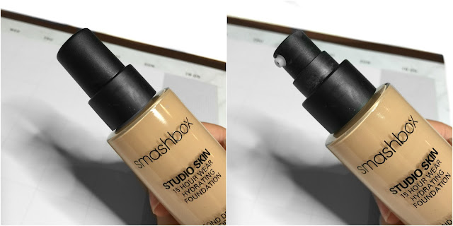 REVIEW: Smashbox Studio Skin 15 Hour Wear Hydrating Foundation