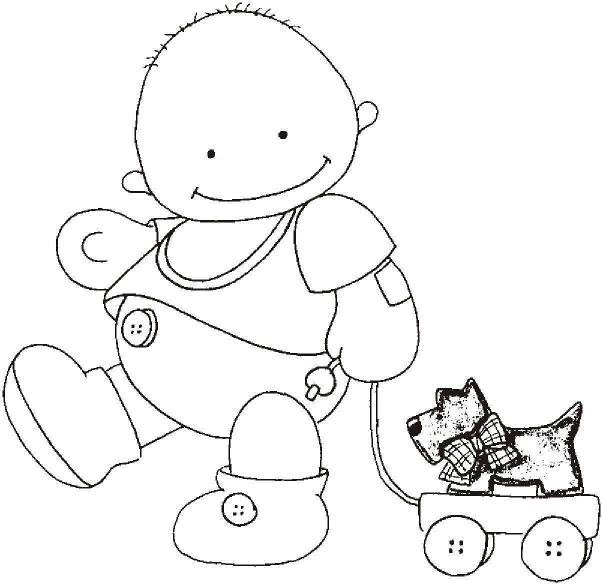 MAQUINA DE COSTURA QUE BORDA: Desenhos de bebê para