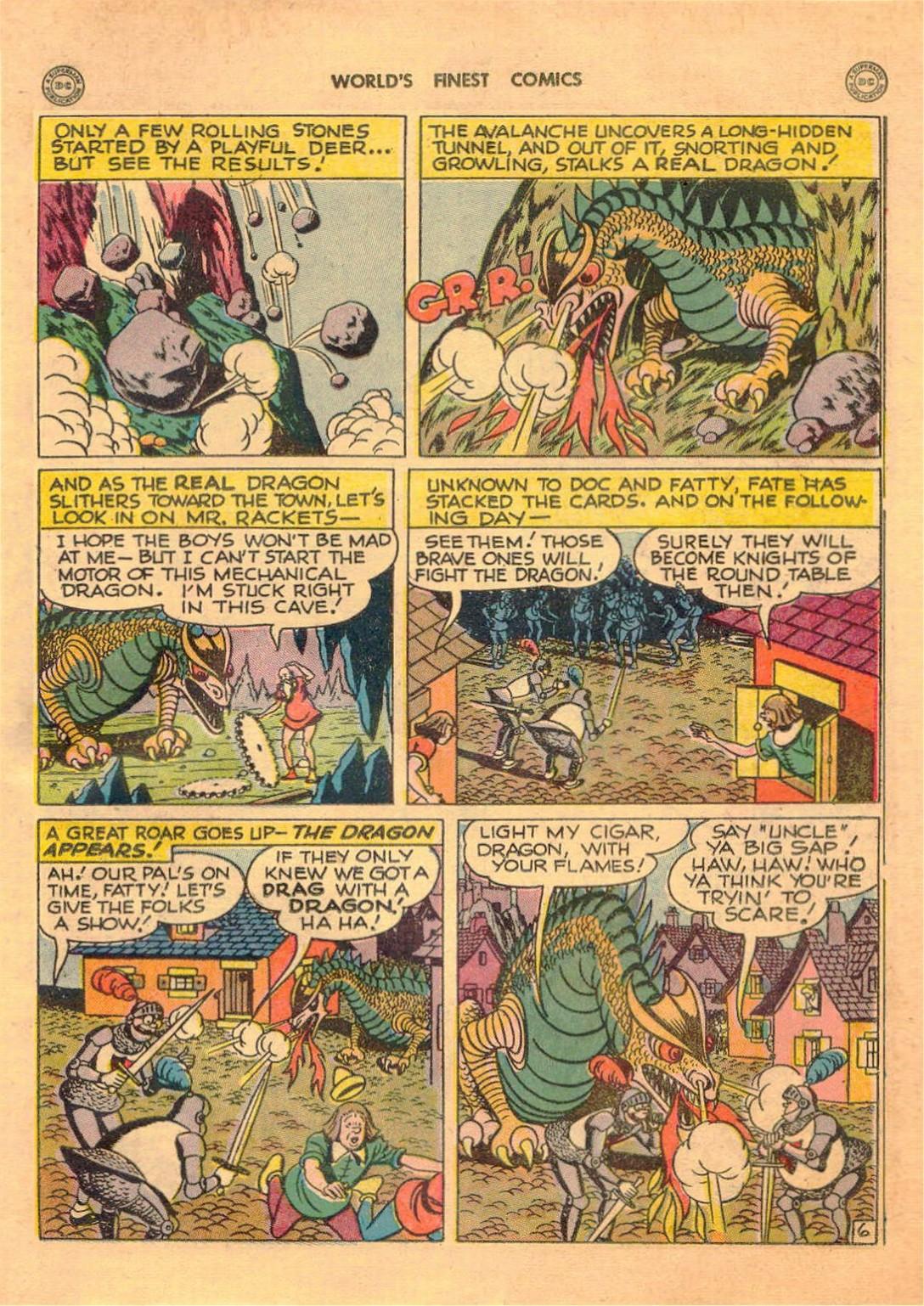 Read online World's Finest Comics comic -  Issue #42 - 33