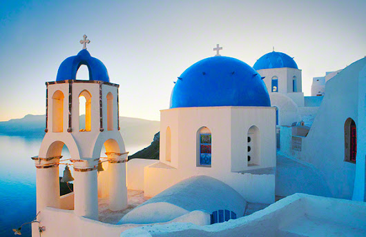 Santorini, Greece - A Photographers Paradise - Uk Airlines News