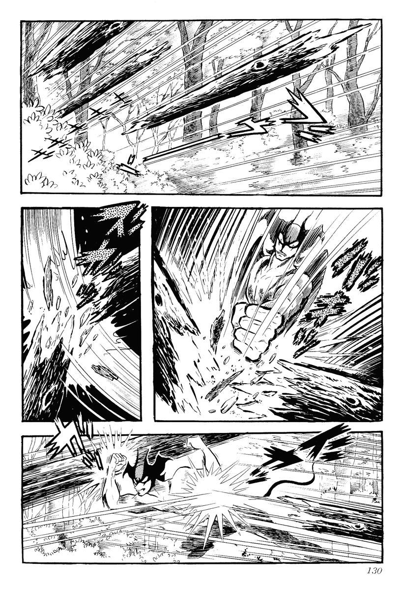 DevilMan chapter 8.2 trang 15