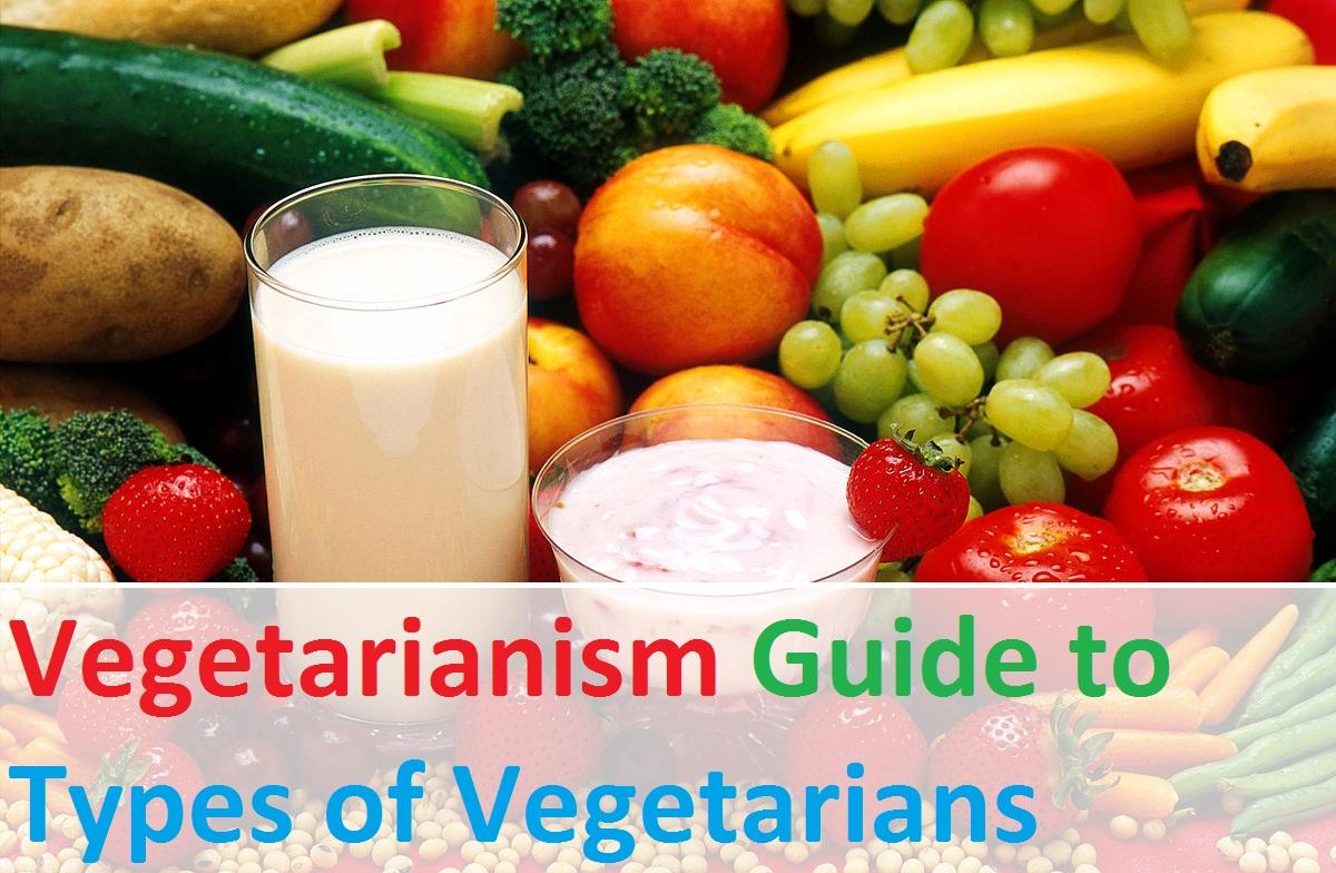Vegetarianism Guide to Types of Vegetarians - The 3 Week ...