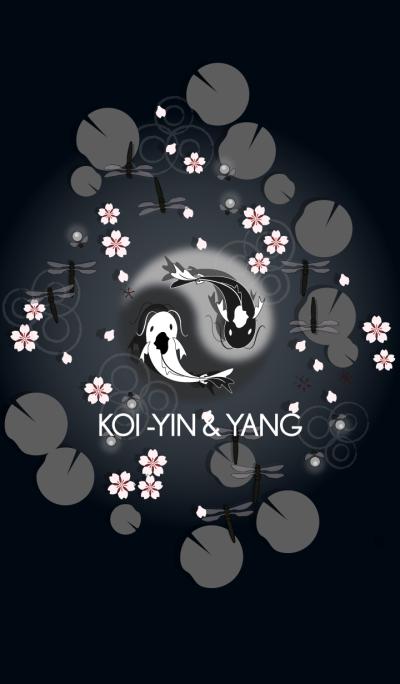 Koi -Yin & Yang