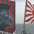 Korean activists offended by public school mural 'similar' to Japanese 'rising sun' flag. But district isn't budging.