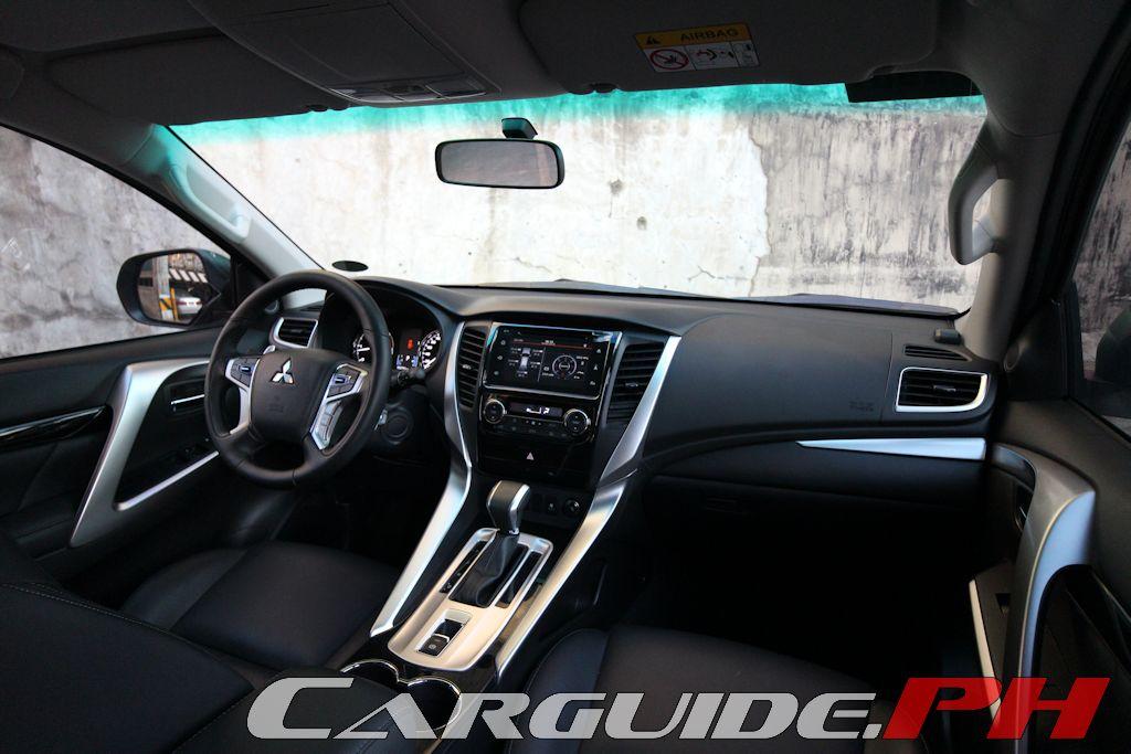 2018 Mitsubishi Montero Usa >> Mitsubishi Montero Sport Interior 2017   Psoriasisguru.com