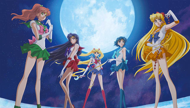 Sailor Moon Crystal Season 2 Latino