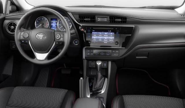 Toyota Corolla Model 2018 Specs