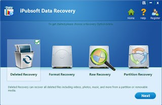 iPubsoft Data Recovery 2.1.7 Multilingual Full Patch