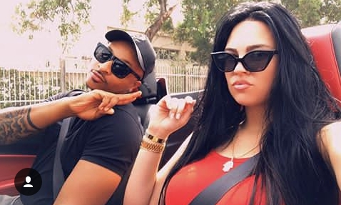 Ik Ogbonna with Wife
