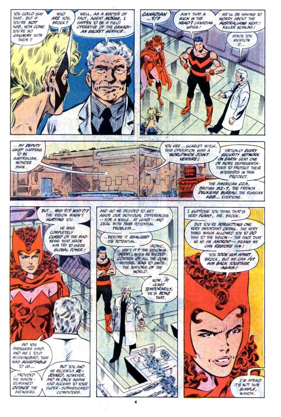 Captain America (1968) Issue #354b #287 - English 5