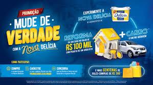 Promoção Delícia 2019
