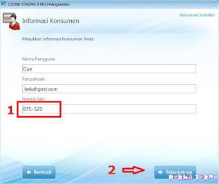 Registrasi-Dzone-Xtreme-8-Pro-Gratis
