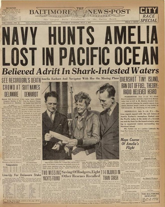 28 Newspaper Headlines From the Past That Document History ...