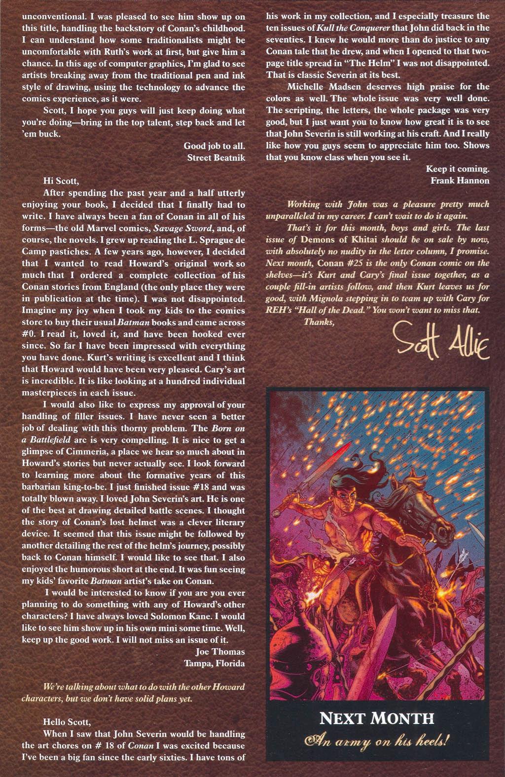 Conan (2003) 24 Page 27