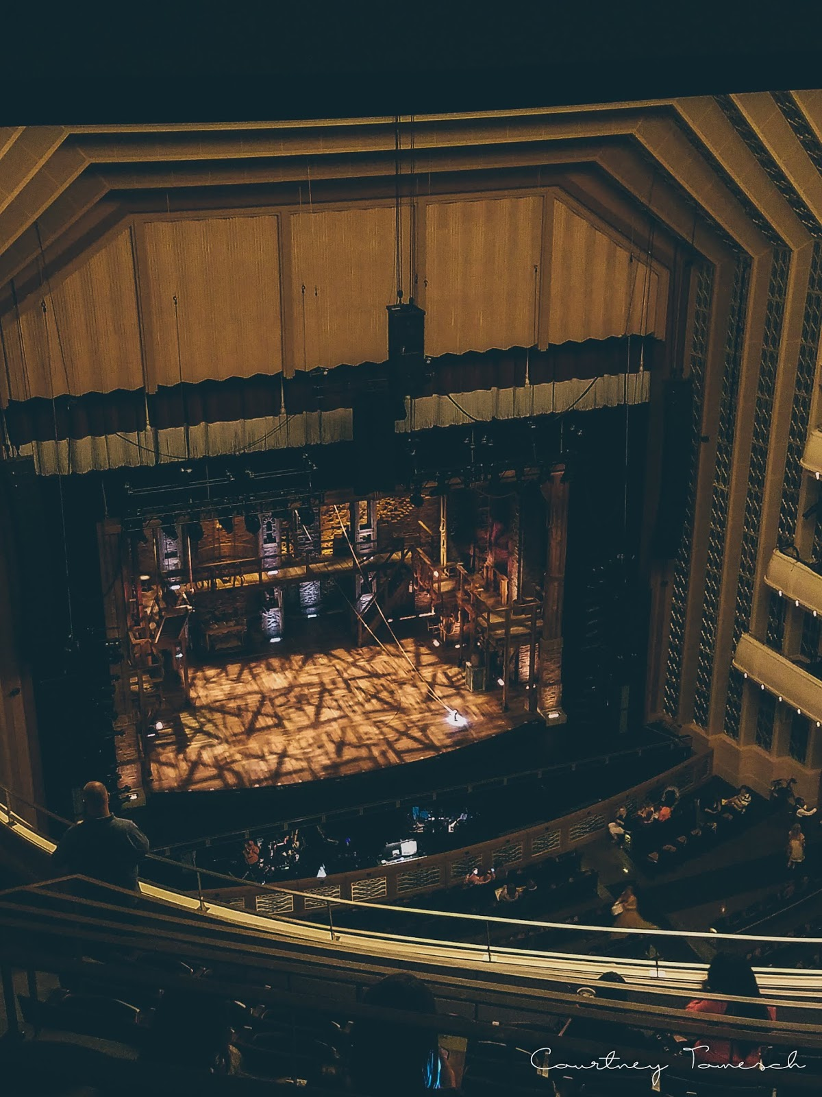 Courtney Tomesch Las Vegas Hamilton Musical Pinball Hall of Fame