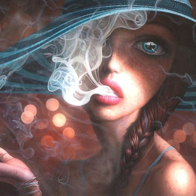 Smoky Night Wallpaper Engine