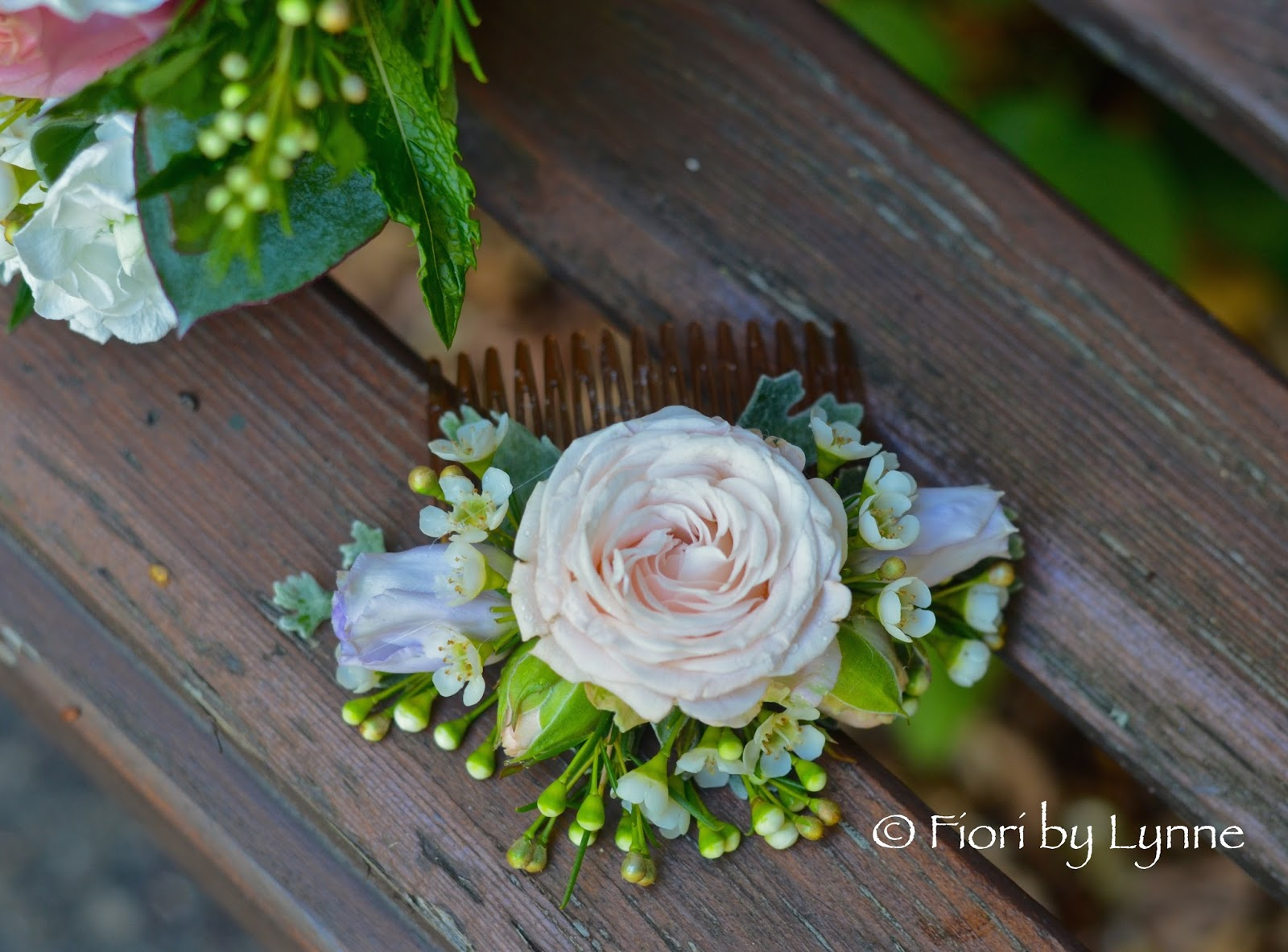 Wedding Flowers Blog Laura 39 S Coral Blush And Lavender