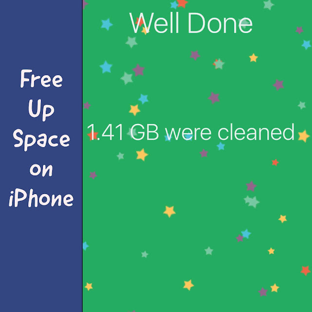 Running out of storage on your iPhone, iPad or iPad Touch? Well Magic Cleaner lets you completely remove cache files and free up some space on your iOS device