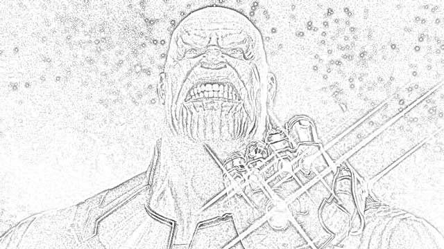 Coloring Pages: Avengers Endgame Coloring Pages Free and ...