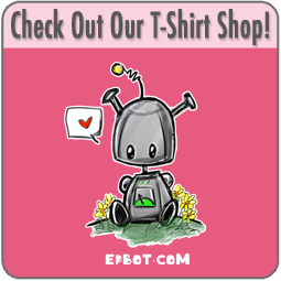Epbot Threadless Store